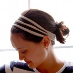 No-Sew T-Shirt Headband