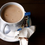 Almond Joy Hot Chocolate
