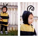 bzzzzzy bee – easy antennae tutorial