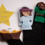 Nativity Finger Puppets (5) - Copy