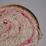 Valentine Swirl Bread