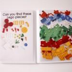 Rainbow…DIY I Spy Books