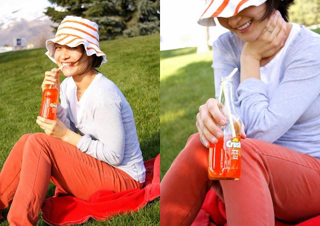 orange bucket hat1