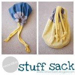 Reversible Stuff Sack Tutorial