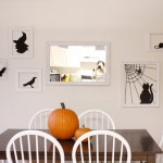 Halloween Paper Decor
