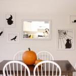 Halloween Paper Decor