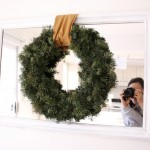 Almost Real Evergreen Wreath