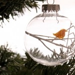 Scenic Glass Ornaments