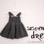 Nesting: Suspender Dress