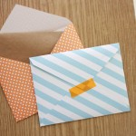 DIY Stationary and A Snail Mail Vacation