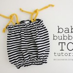 Baby Bubble Top Tutorial