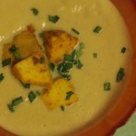 Soup of the Day: Curried-Cream-of-Cauliflower-and-Apple Soup