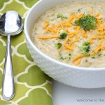 Soup of the Day: Broccoli Cheese Soup