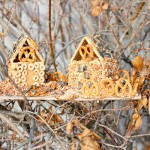 Ginger BIRD Houses