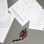 Kids Create: Scissor Adventures + free printables
