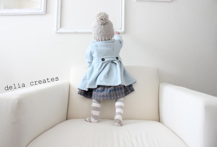 85d5e7ba46f6 Baby Dress Coat