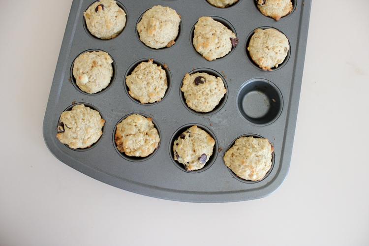 Banana Chocolate Chip Muffins (3 of 7)
