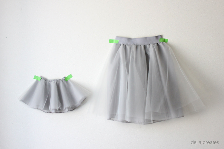 0c42d34402 Gray Day Tulle Skirts