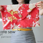 Envelope Clutch Pattern Re-Mix