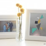 Framed Tangram