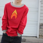 Owen's Flame Shirt