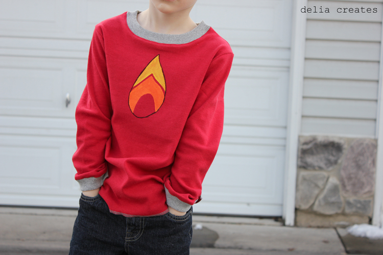 KIDS fire shirt (14 of 20)