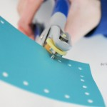 Kids Create: Vinyl Lacing Cards