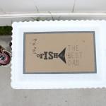 "An ""o-FISH-al"" Father's Day Gift Idea + a free printable!"