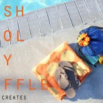 Mesh Pool Toy Duffle TUTORIAL