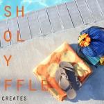 Mesh Pool Toy Duffle TUTORIAL