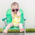 Basic Baby Swim Suit TUTORIAL