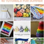 Color Your Summer 3 Round Up and Giveaway Winners