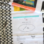 Buttoned-Up Envelope Pillow Case TUTORIAL