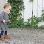 Fall Bateau Dress + Giveaway