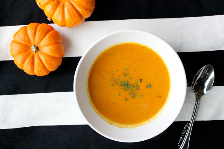 pumpkin carrot soup (9 of 13)