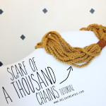 Scarf of a Thousand Chains TUTORIAL
