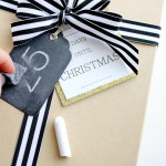 Easy Christmas Advent Box [for busy moms]