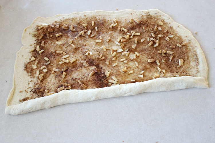 Caramel Apple Cinnamon Rolls (43 of 78)