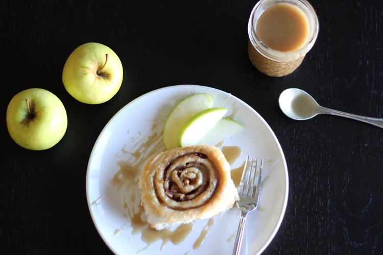 Caramel Apple Cinnamon Rolls (74 of 78)