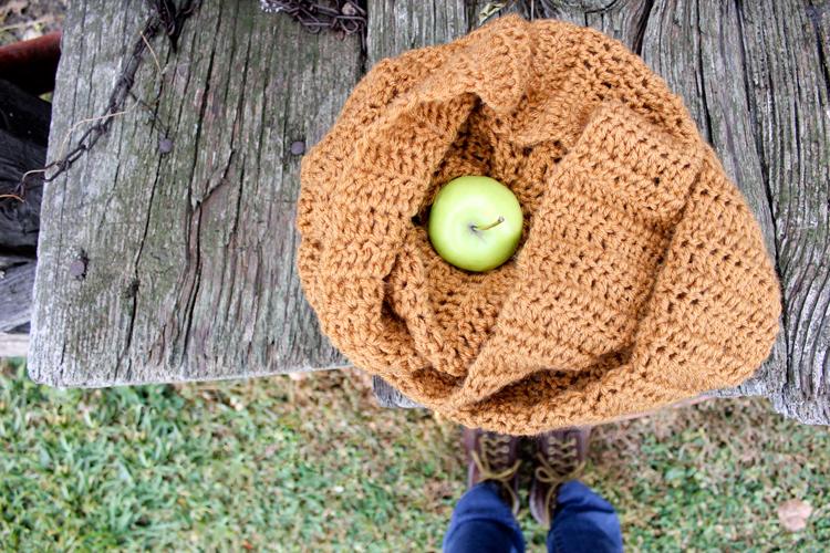 double crochet infinity scarf (46 of 49)