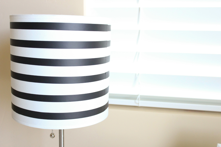 Easy vinyl lampshade makeover vinyl 25 of 28 mozeypictures Images