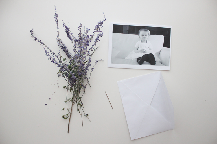 Easy Photo Lavender Sachets