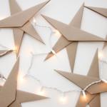 Almost Origami Ornament Stars