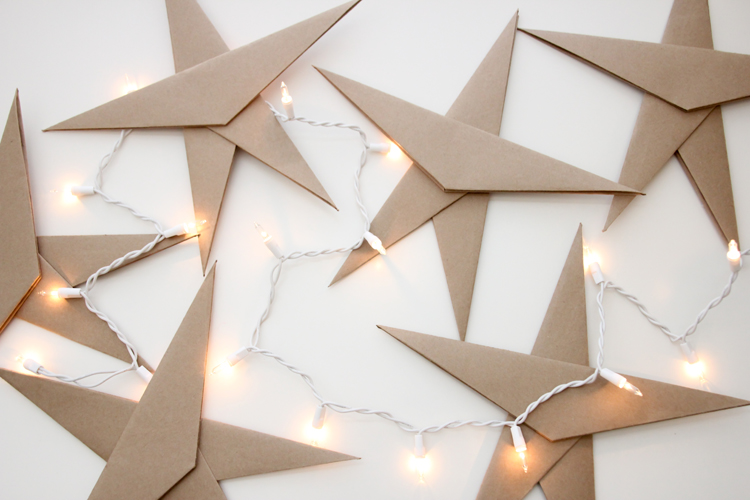 Easy and rich - Origami diamond ornaments. Christmas decoration ... | 500x750