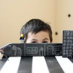 Chalkboard Blocks and Handmade Winter E-Book Review