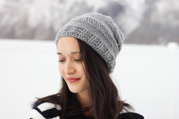 Slouchy Striped beanie pattern  (120 of 125)