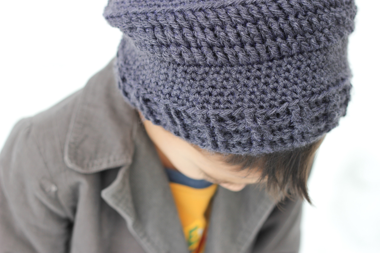 Slouchy Striped beanie pattern  (69 of 125)