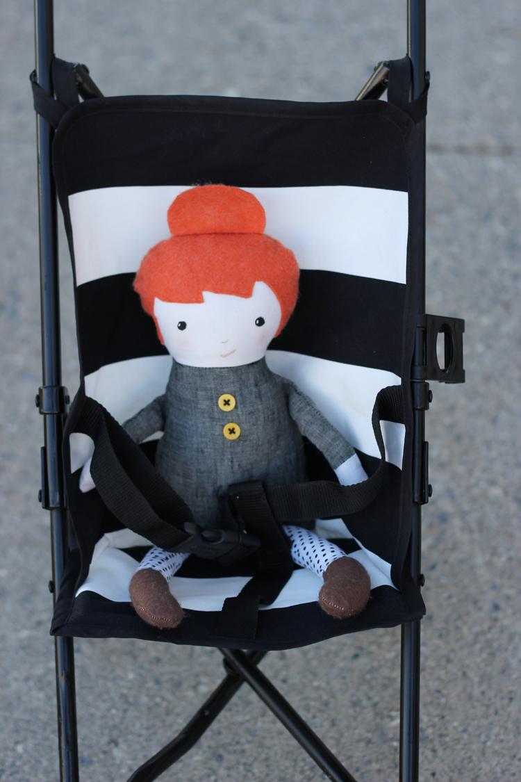 Baby Doll Stroller Make Over Tutorial
