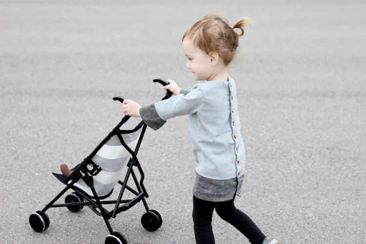 16cecfde90f60 Baby Doll Stroller Make Over Tutorial