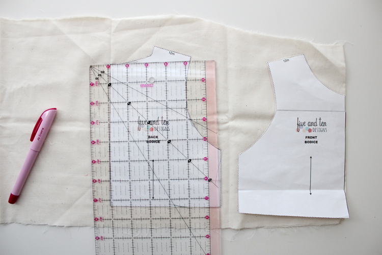 Shift Dress Tutorial (5 of 63)